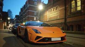 chauffeur driven supercar | Chauffeur driven Lamborghini | Prom Hire | NRA Hire | Lamborghini