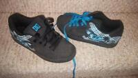 Size 6 girls DC sneakers