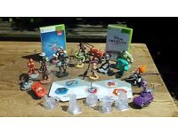 Xbox Disney infinity games and characters