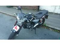 KSR 125 Moto Code Motorcycle
