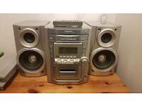 Panasonic SA-PM11 Multi CD Stereo HI-FI