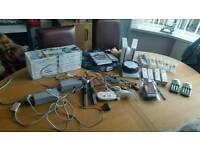 2 x wii with loads of xtras