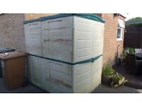 Keter Garden Shed 6 x 4