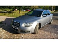 A6 S-line, R19 Alloys, Leather, GPS Navi, Tinted Windows