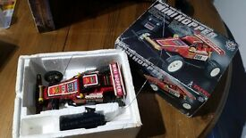Taiyo Mini Hopper RC Car. Vintage and Collectible in the box.