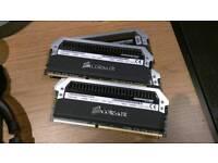 DDR3 32 go (4x8go) 2133mhz Corsair