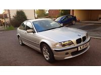 2001 BMW 318i SE Sport silver 2001