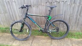 GT Avalanche bicycle
