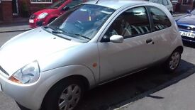 Ford KA 2006 62000 miles £750.00 mot and serviced