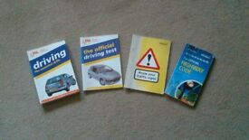 Driving Instructor / School - Teaching Books
