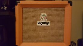 ORANGE CRUSH 10 GUITAR AMPLIFIER VERY GOOD CONDITION