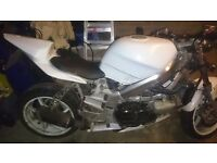 Honda vfr750fl