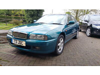 Rover 620 Ti - One Owner plus Demo great condition