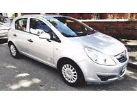 2008 Vauxhall Corsa 5 doors - 51k miles - 1L Petrol - Great condition all round - cheap car