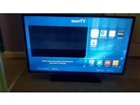 JVC LT-40C750 40'' LED TV SMART TV