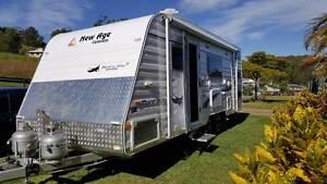 2015 New Age 19' Manta Ray Caravan Bonogin Gold Coast South Preview