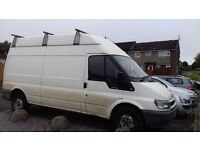 Excellent ford transit high roof for sale