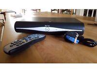 SKY+ 500 GB HD BOX with remote.