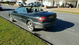 Volvo c70 cabriolet v tidy spares or repair starts and drives
