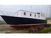 Studio - Houseboat - Office. 35ft long, Road transportable.