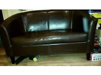 2x2 Seater Tub Settees/Sofas