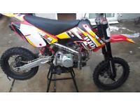 M2R 140 pitbike