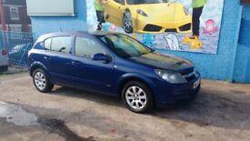 SOLD - Vauxhall Astra 1.6i 16v Petrol, 12 months MOT - SOLD