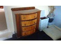 chest of drawers - semi-antique