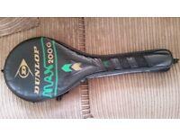 McEnroe/Graff Dunlop Max 200G Vintage Tennis racket