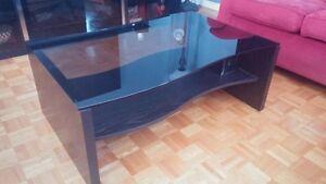Table basse café de salon