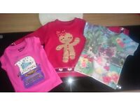Girls clothing bundle 1-2 years