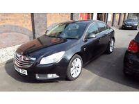 Vauxhall Insignia SRI ecoflex 2 litre Diesel.. only £30.00 Tax..