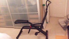 cardioglide exercise machine