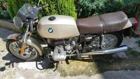 BMW R45 YEAR 1980 THESE BIKES ARE BECOMING VERY POPULAR