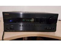ONKYO tx-sr607 Av receiver amplifier