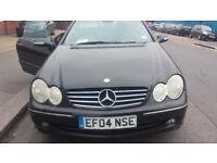 Mercedes-Benz CLK 2.6 CLK240 Avantgarde 2dr 1 OWNER - QICK SALE