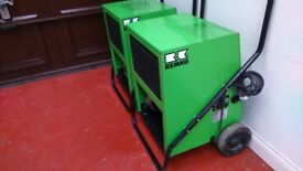 industrial dryer dehumidifier comercial building dryer REMKO ) 80 LTRS /24 hours vry power-ful
