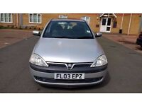 VAUXHALL CORSA 1.2 XSI IN EXCELLENT CONDITION WITH DVLA VERIFIED MILEAGE OF 34K. 9 MONTHS MOT