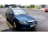 Mazda 6 Spares and Repairs - New Tyres + Wheel Rim Refurbished £300 ONO