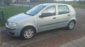 Fiat Punto 2005 for sale £250.00