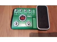 Zoom A2.1U Acoustic Guitar Effects Pedal
