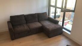 FREE: John Lewis Sleeping Sofa