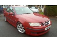 2005 SAAB 9-3 93 2.0T VECTOR SPORT 175 BHP AUTOMATIC WITH PADDLE SHIFT CHEAP CAR AUTOPART EX POSS