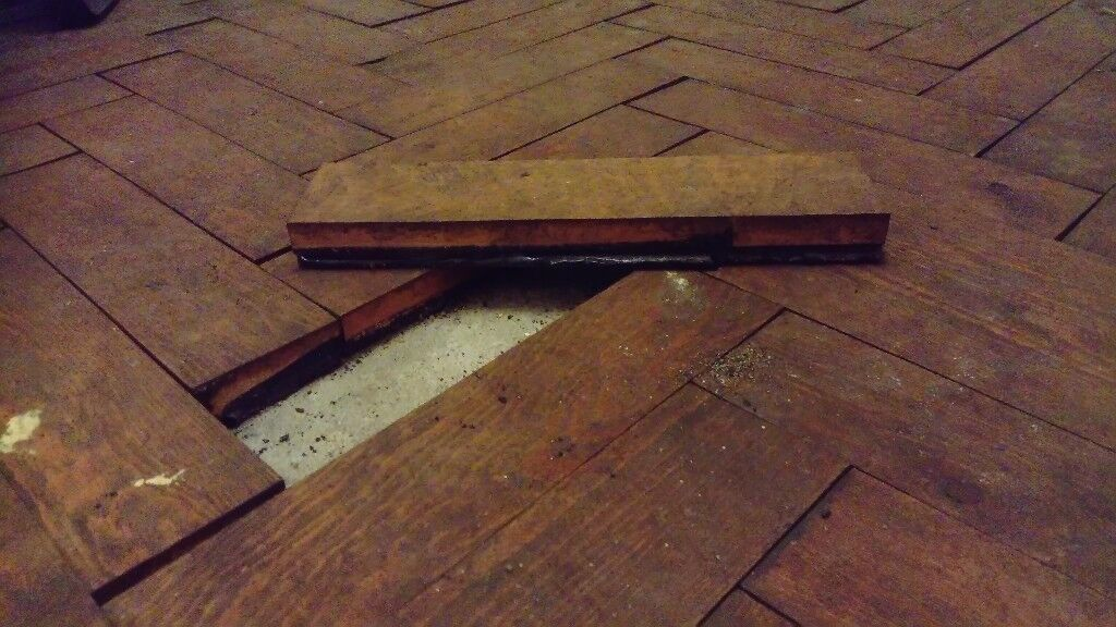 Parquet Floor Tiles From 1930s In Whitchurch Cardiff Gumtree