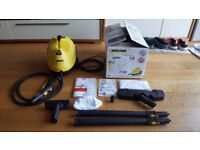 Karcher SC2 Steam Cleaner - Nearly new!!!