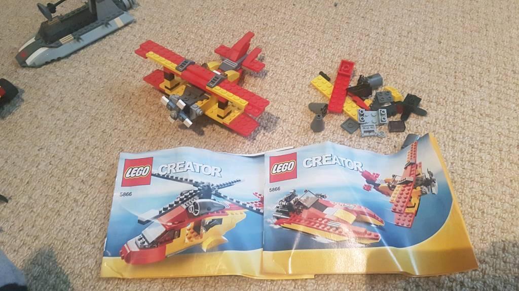 Lego creator 3 in 1 5866