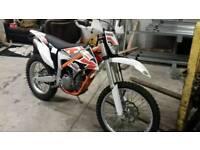 KTM 350 cc Freeride 2015