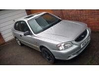Hyundai Accent 1.3 | 99830 Miles | Cheap to insure