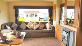 Family Starter Static Caravan At The 12 Month Season Sandylands