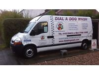ESTABLISHED MOBILE DOG GROOMING BUSINESS FOR SALE